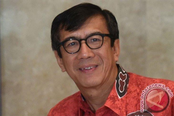 Clemency for Antasari not against constitution: Minister Yasonna