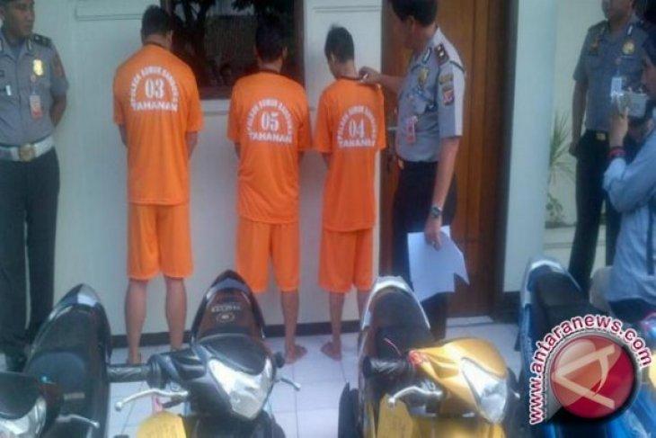 Polres Lhokseumawe Berupaya Turunkan Kasus Pencurian Kendaraan