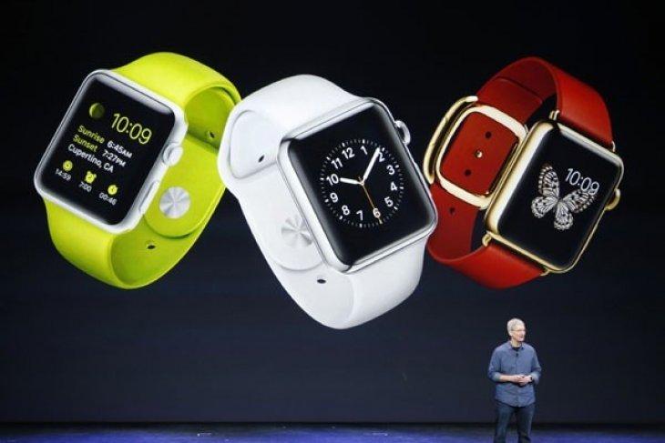 Peluncuran Smartwatch Apple Terkendala Isu Hak Paten
