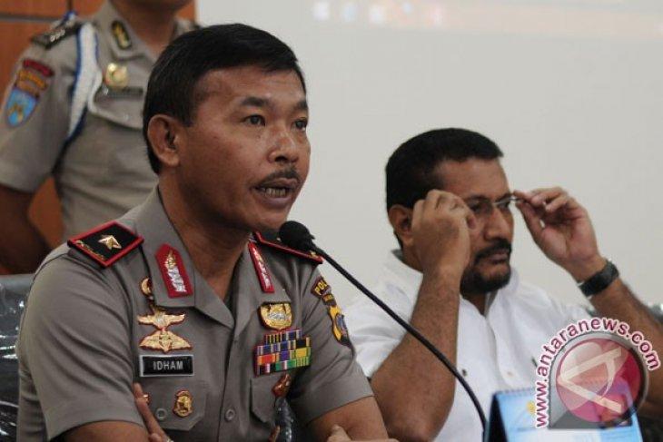 Police arrest seven suspected terrorists in Malino