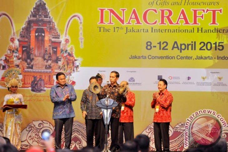 INACRAFT most prestigious indonesian handicraft exhibition