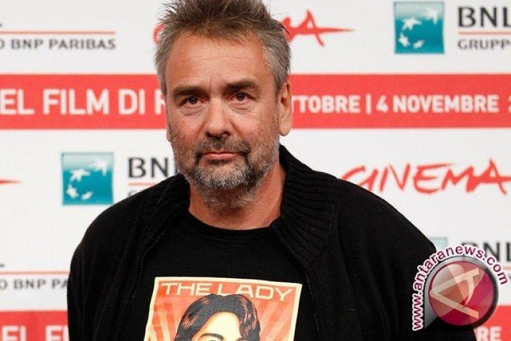 Sutradara  Luc Besson Dipercaya Jadi Juri di FFBI