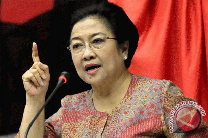 Megawati: Pembangunan Semesta Berencana Sebagai Haluan Negara