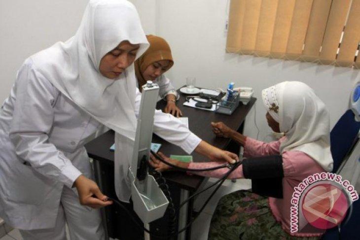 Dinkes: Penderita Hipertensi Babel Tertinggi se-Indonesia