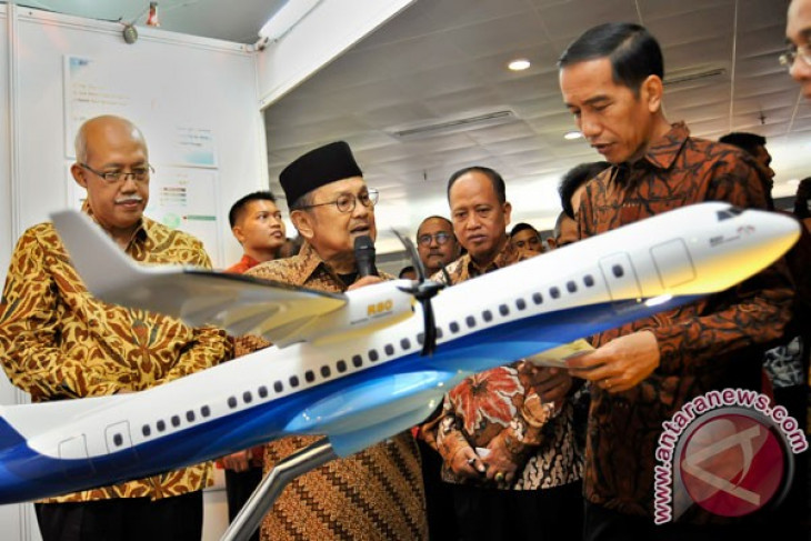 President Jokowi to revive country`s aviation industry