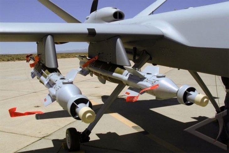 Pesawat Tak Berawak As Tewaskan Pemimpin Ideologi AQAP