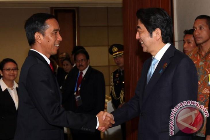 President Jokowi, PM Abe to discuss ways to strengthen economic partnership