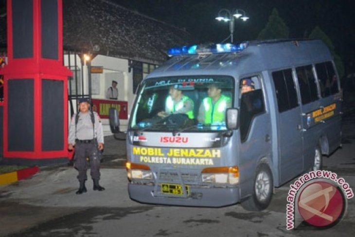 Jenazah Terpidana Mati Dibawa Keluar Pulau Nusakambangan