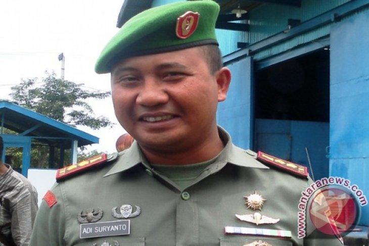 TNI-Polri di Penajam Bangun Sinergitas Melalui Olahraga