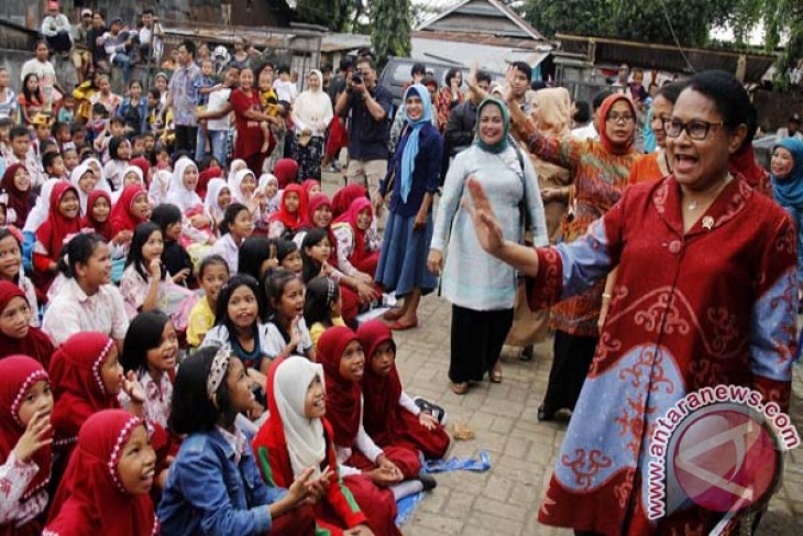 Indonesia calls for technical cooperation for women empowerment