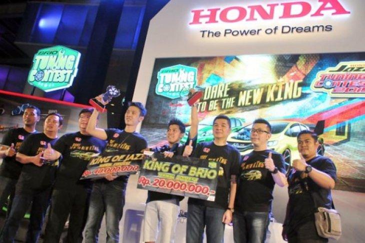 Pemenang Kontes Modifikasi Mobil Honda