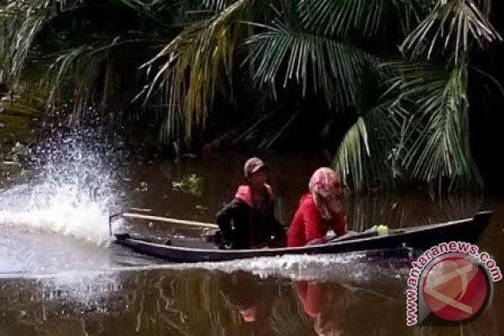 Sungai Gampa Banjarmasin Kian Terisolasi