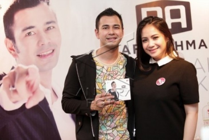 Album Perdana Raffi Ahmad