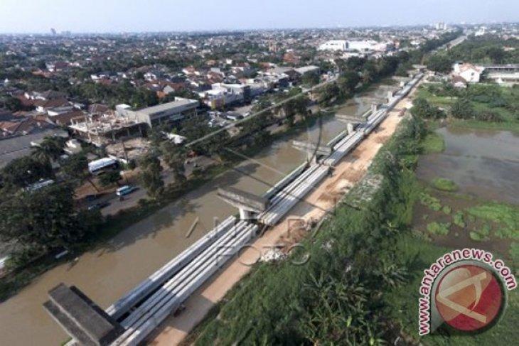 Dishub Bekasi tutup Jembatan 6 Kalimalang