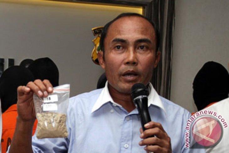 Jakarta Police confiscate 115 kg meth, arrest 23 suspects