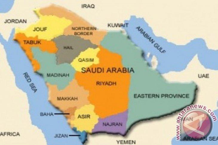 Arab Saudi usir tiga perahu warga  Iran keluar dari perairannya