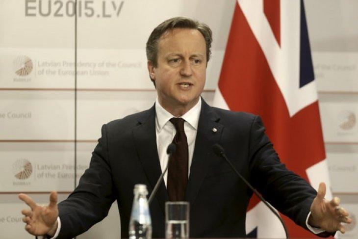 President Jokowi receives British Prime Minister
