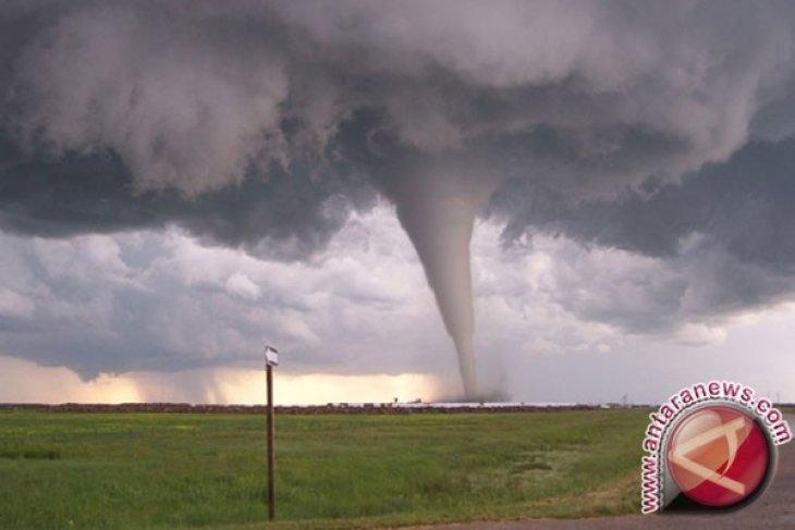 Tornado di China tewasskan tujuh warga