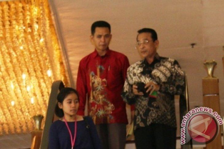 Wakil Bupati Penajam Hadiri Rakornas TPID