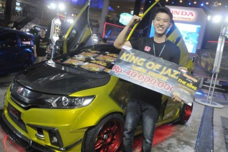 Pemenang Modifikasi Honda Jazz