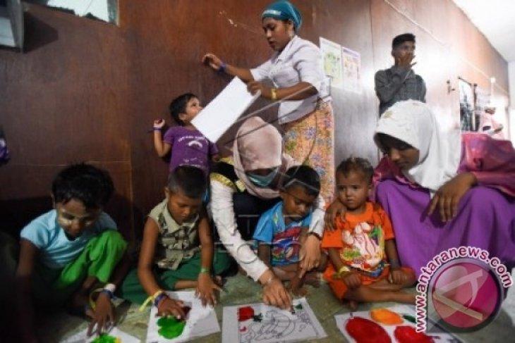 12 Pesantren Bersedia Tampung Anak Yatim Rohingya
