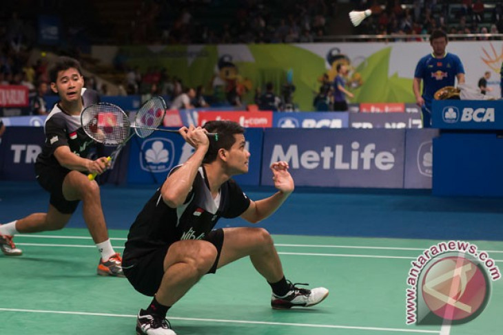 Indonesia secures champion title at India Open