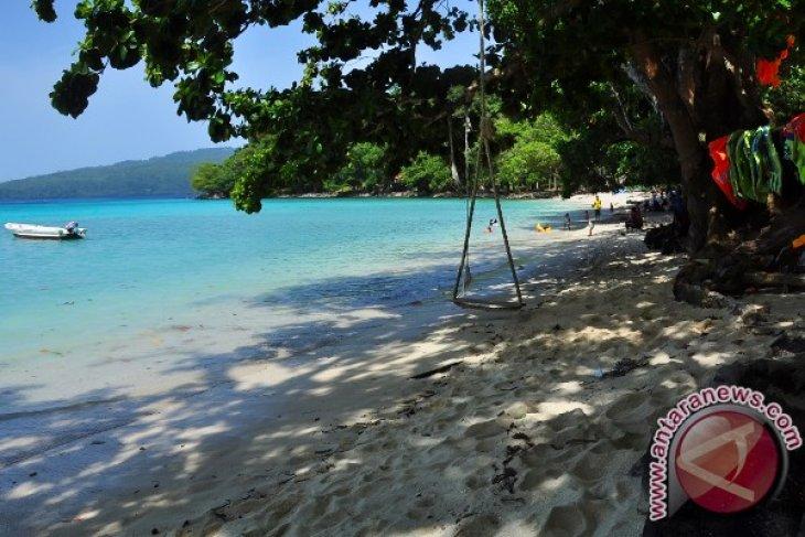 Pemkab Aceh Barat Tata Wisata Pantai Lanaga Antara News Aceh