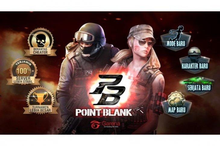 Point Blank (PB)  Akan Dikelola Oleh Garena Indonesia