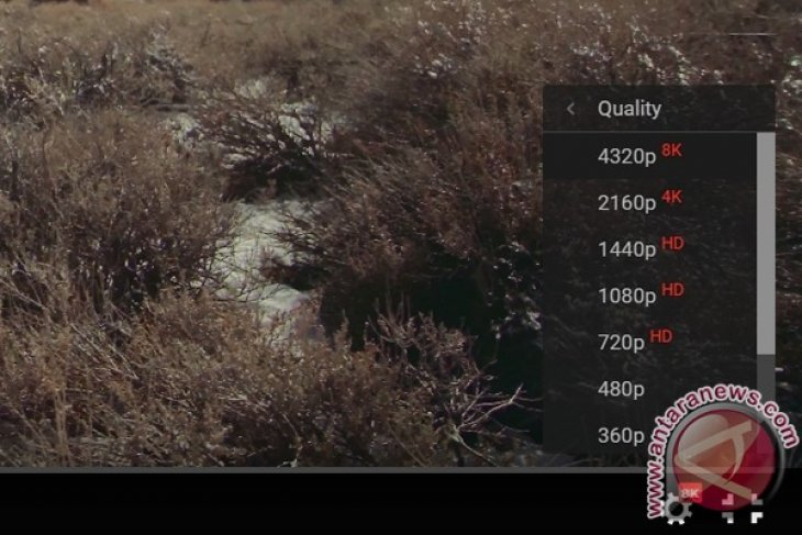 YouTube Kini Sajikan Tontonan Video Hingga 8K