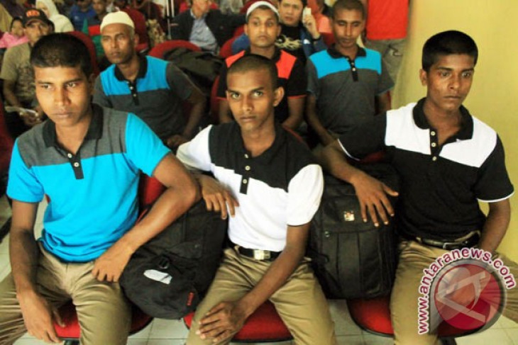 Illegal immigrants from Bangladesh ready for deportation: Aceh immigration