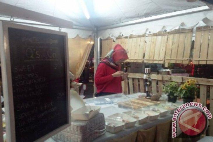 Pengusaha Muda Adu Kreatif Bisnis Kuliner