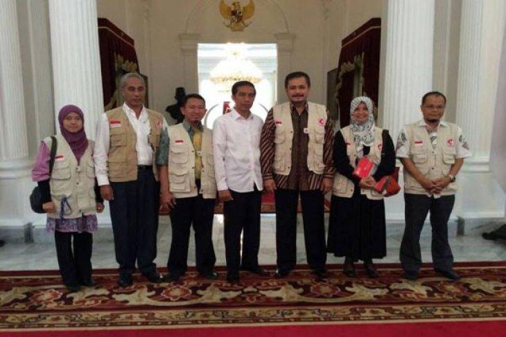 MER-C: Jokowi Bersedia Resmikan RS Indonesia Gaza