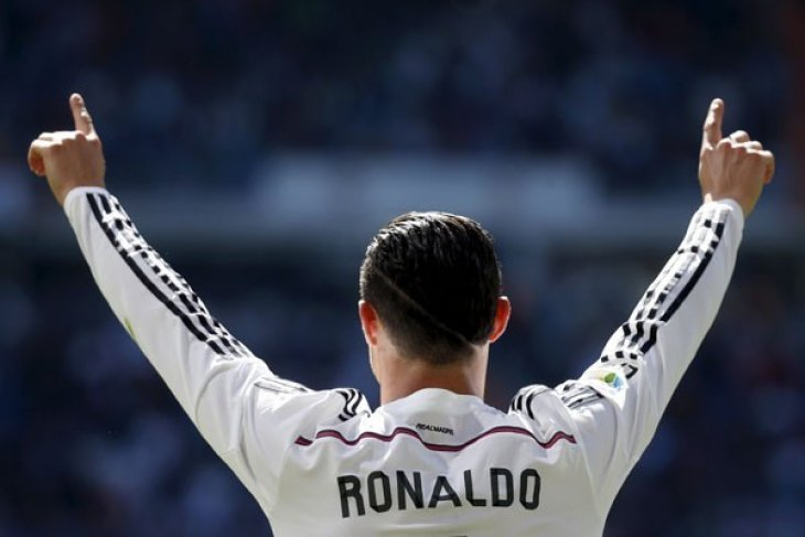 CR7 resmi ke Juventus
