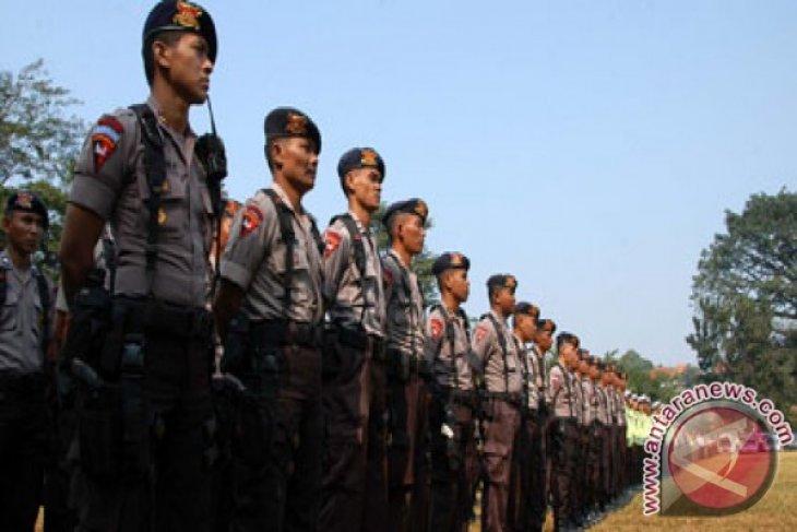 Jambi turunkan 1.814 polisi pada operasi ketupat