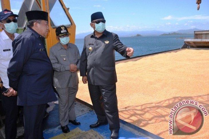 Gorontalo Kembali Ekspor 2.000 Ton Jagung