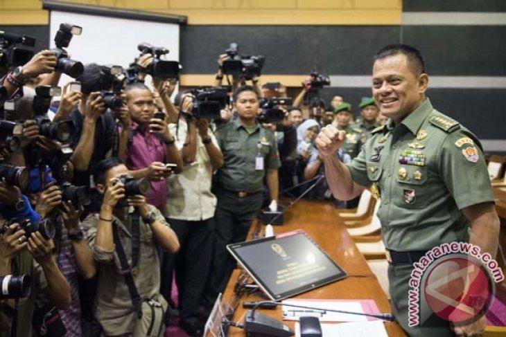 Gatot Nurmantyo Disetujui DPR Sebagai Panglima TNI