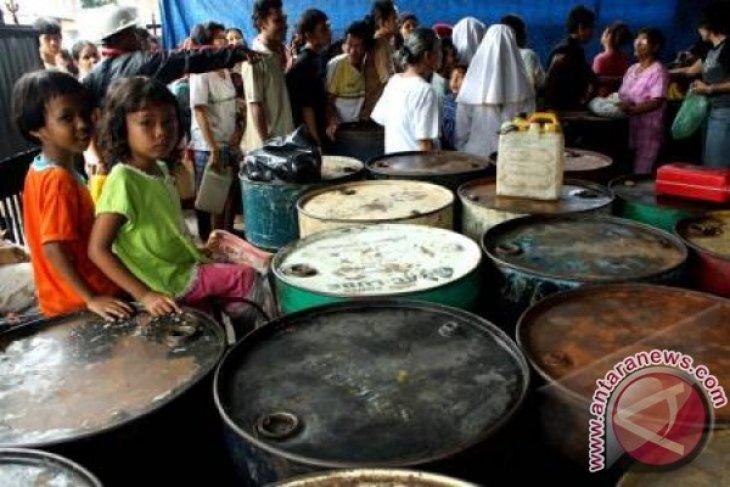 Pertamina Kuota minyak tanah Maluku 105.266 kilo liter