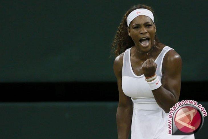 Serena Williams singkirkan Kaia Kanepi di AS Terbuka
