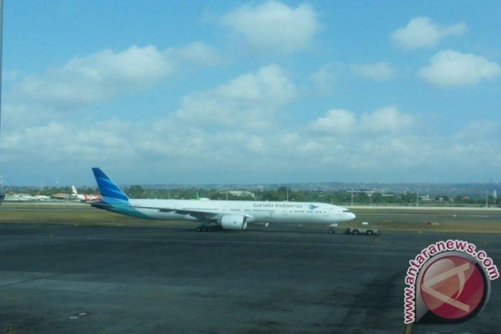 Erupsi Gunung Agung, Garuda batalkan 38 penerbangan