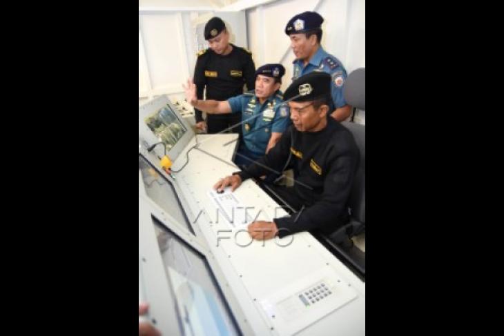Simulator Kapal Selam SCS