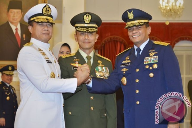 Pelantikan KSAD TNI