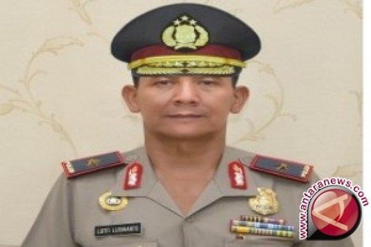Lebaran - Kapolda Jambi cek pos pengamanan operasi ketupat