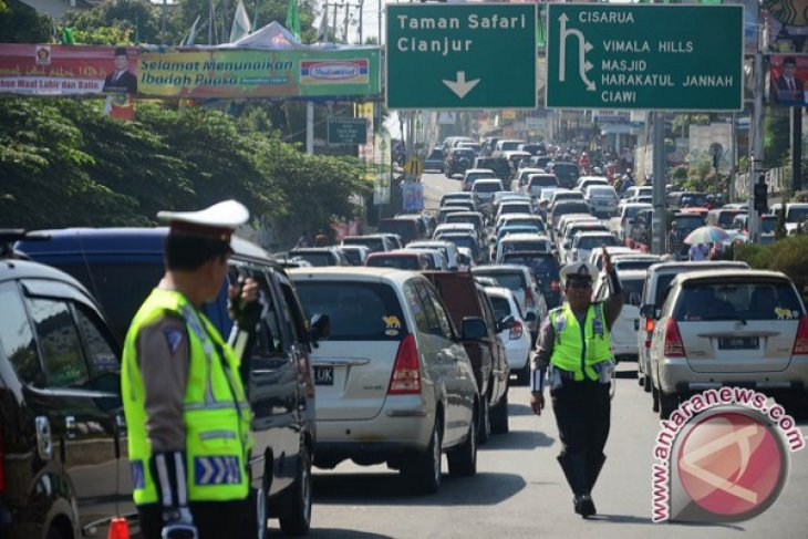 Traffic accidents during Idul Fitri exodus claimed 628 lives