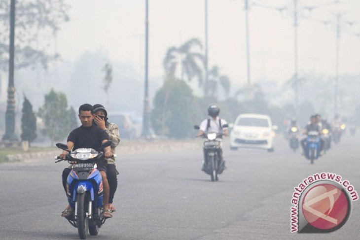 Riau firefighters extinguish 60 wildfires during January-July period