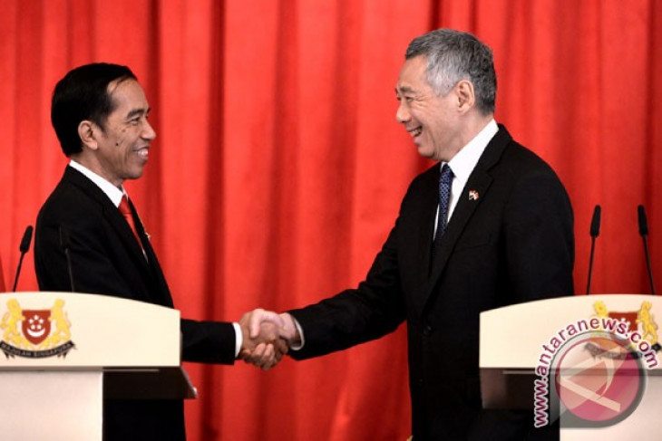 Indonesia, Singapore sign MoU on electronic governance