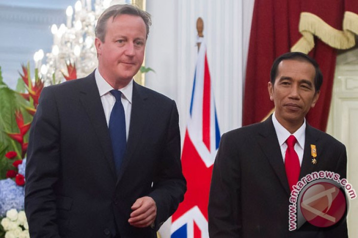 PM Cameron in Indonesia to open doors for future trade
