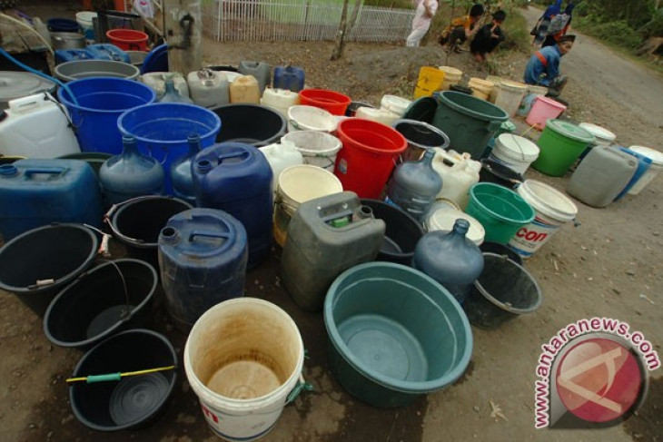 Indonesians should store water when it is available in abundance