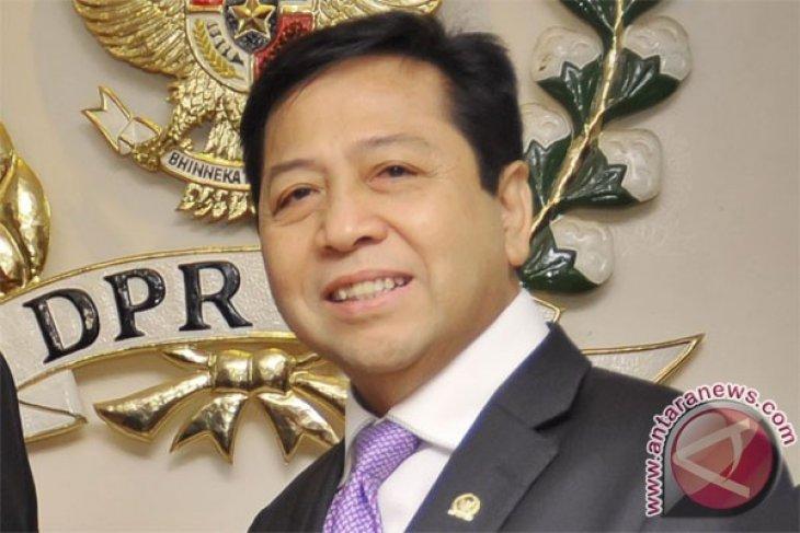 Setya Novanto Mengundurkan Diri