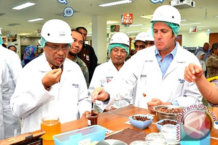 Indonesia`s cacao processing industry growing in capacity