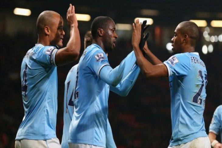 Manchester City kalahkan Chelsea 4-3 lewat penalti, juarai Piala Liga Inggris